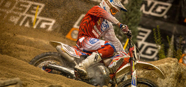 Cody Webb vence AMA EnduroCross  de Everett