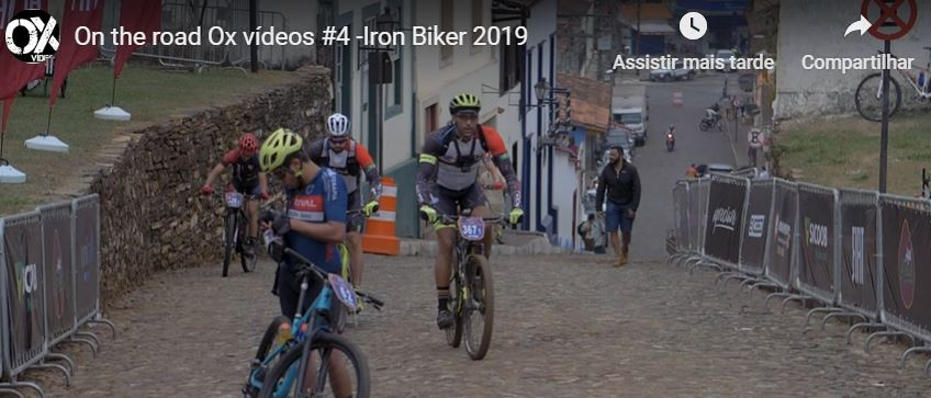 On the road Ox vídeos #4 -Iron Biker 2019