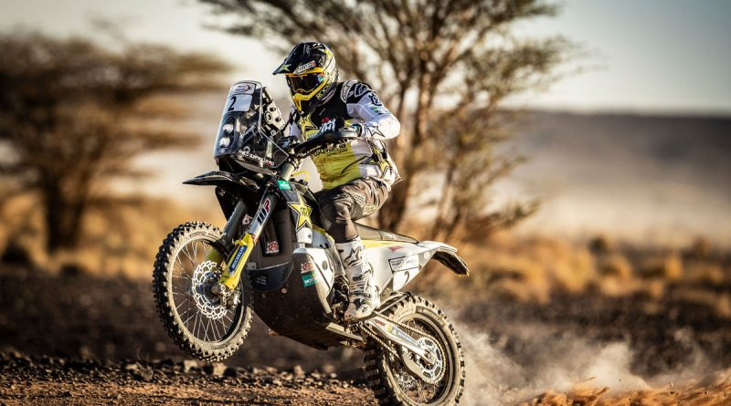 ANDREW SHORT GANHA O RALLY do MARROCOS 2019
