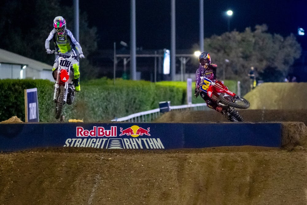 Resultados do Red Bull Straight Rhythm 2019