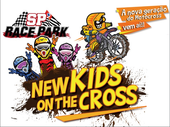 "SP Race Park apresenta: ""New Kids on the Cross"""