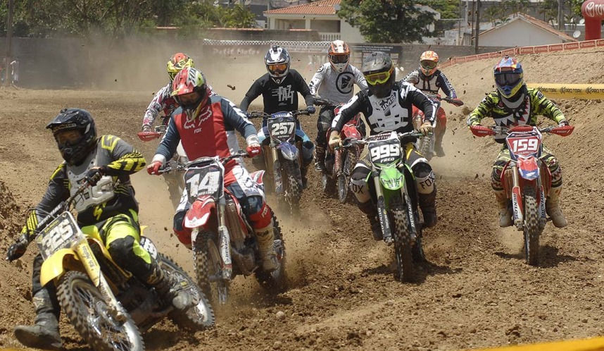 Paulista de Motocross MX1 MX2 – Porto Feliz – SP – Final