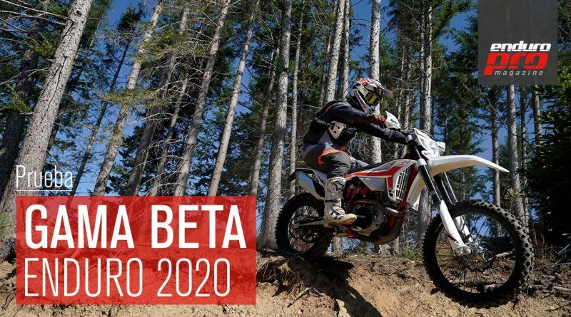 VÍDEO: Teste Beta Enduro 2020 – Fenomenal demonstração!