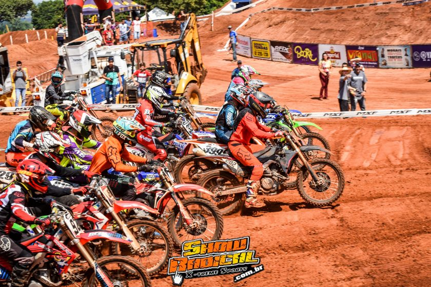 Final Goiano de Motocross 2019, resultados do domingo