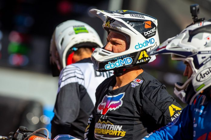 Chad Reed se despede das pistas hoje na final do AMA SX