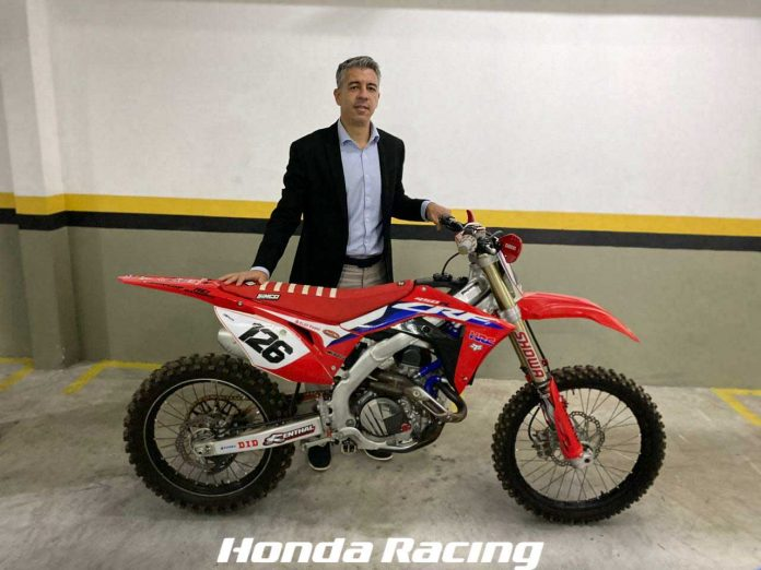 Destaque Amador Honda Racing| Dr Thiago Martins CRF 450R