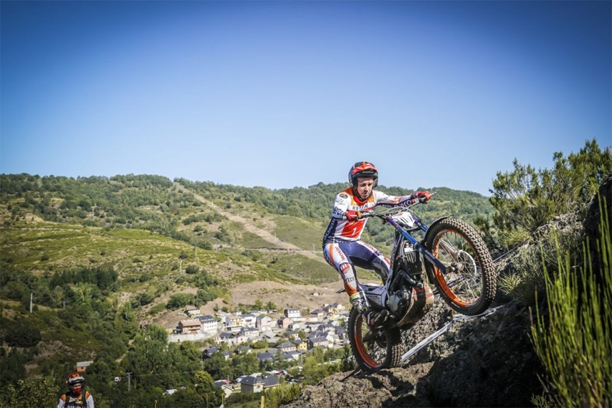 Mundial de Trial 2020 – Espanha – 2ª etapa – TrialGP