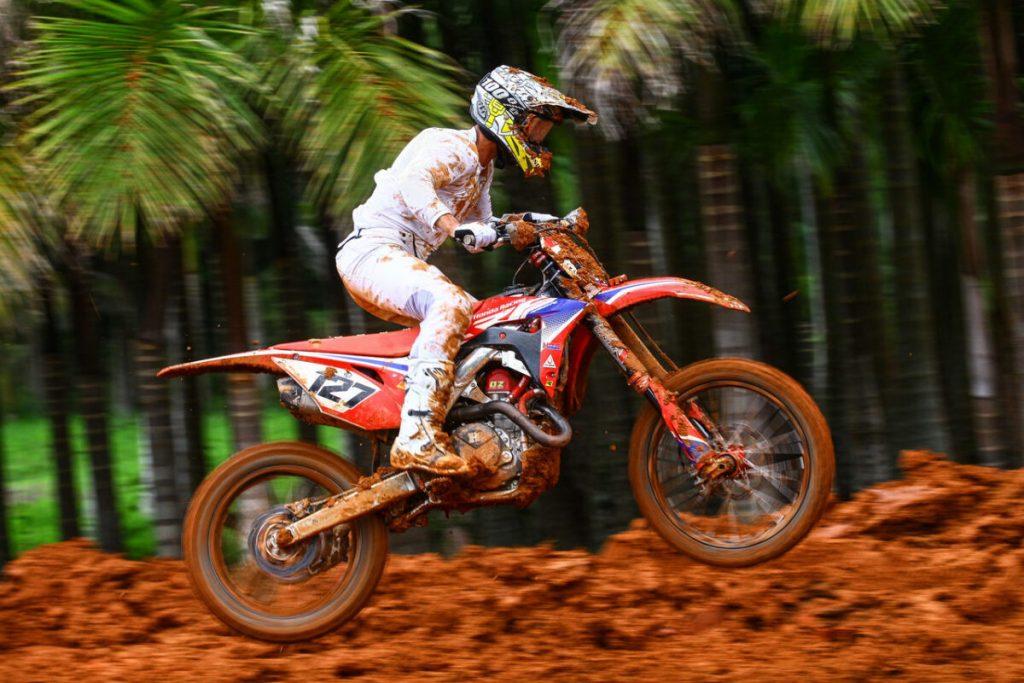 Equipe Honda Racing disputa 3ª e 4ª etapa do BRMX 2020 em Apiaí