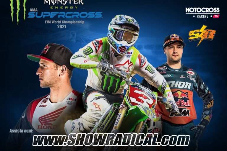 Preview AMA Supercross 2021, assista ao vídeo oficial das expectativas dessa temporada